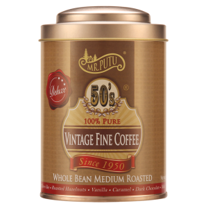 50's Vintage Fine Coffee (Deluxe 3+)