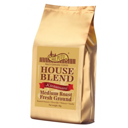 House Blend Fresh Ground - Mini Pack