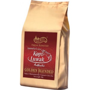 40g - Kopi Luwak Golden Blended - Mini