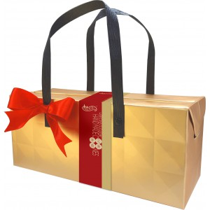 10%野生麝香貓尚品調配咖啡 手工曲奇 聖誕禮盒套裝