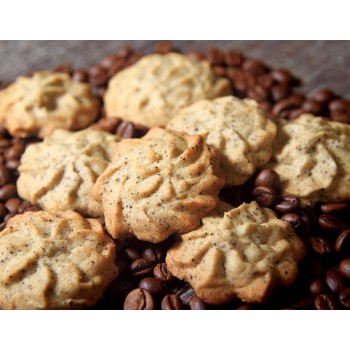 Vintage Fine Coffee Hand Made Cookies