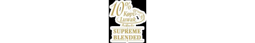 10% Kopi Luwak Supreme Blended Coffee ( Can Version )
